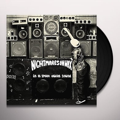 Nightmares On Wax IN A SPACE OUTTA SOUND Vinyl Record - Canada Release