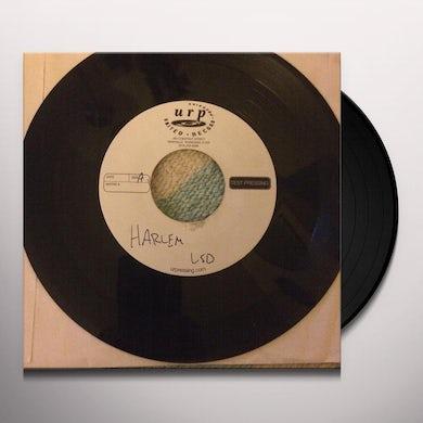 Harlem LSD SAVES / MOOD RING Vinyl Record