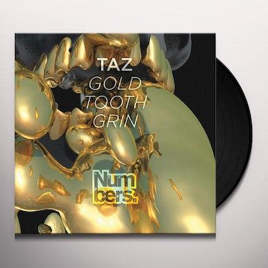 Taz GOLD TOOTH GRIN Vinyl Record