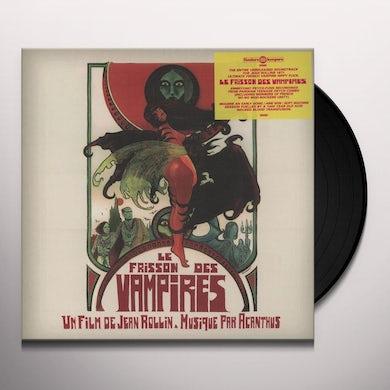 LE FRISSON DES VAMPIRES / O.S.T. Vinyl Record