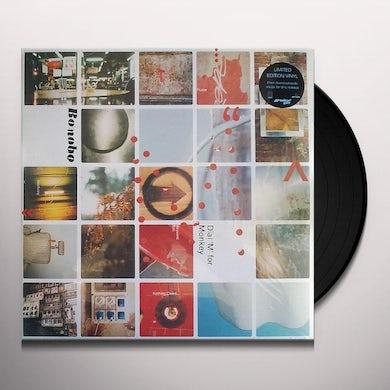 Bonobo DIAL M FOR MONKEY Vinyl Record - UK Release