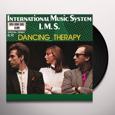 INTERNATIONAL MUSIC SYSTEM DANCING THERAPY Vinyl Record