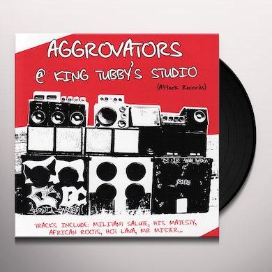 Aggrovators AT KING TUBBYS STUDIO (Vinyl)