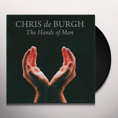 Chris De Burgh HANDS OF MAN (GER) (Vinyl)