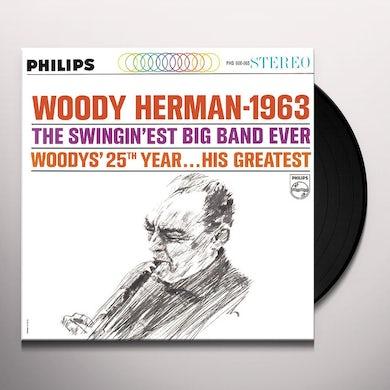 Woody Herman 1963 Vinyl Record - 180 Gram Pressing