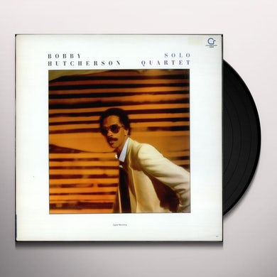 Bobby Hutcherson SOLO & QUARTET Vinyl Record