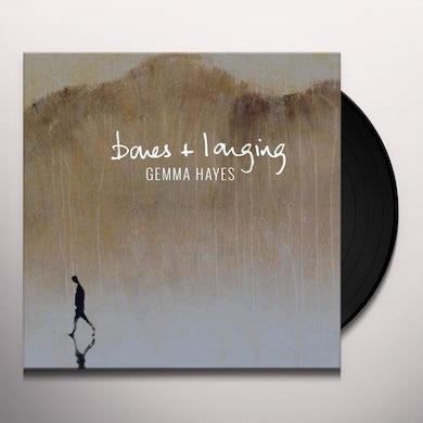 Gemma Hayes BONES + LONGING Vinyl Record - Canada Release