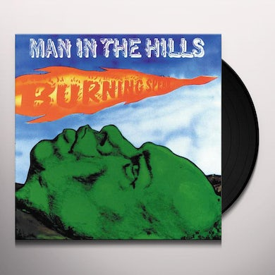 Burning Spear MAN IN THE HILLS Vinyl Record - Holland Release