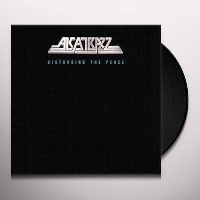 Alcatrazz DISTURBING THE PEACE Vinyl Record