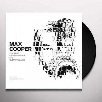 Max Cooper TILEYARD IMPROVISATIONS VOL. 1 Vinyl Record