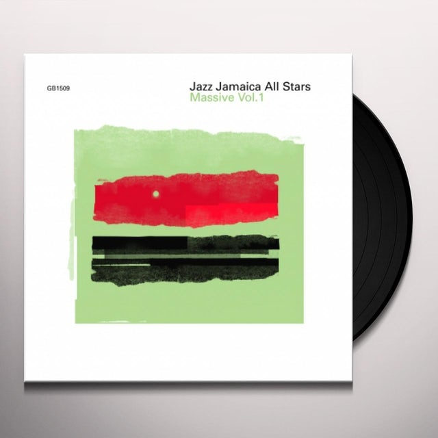 JAZZ JAMAICA ALL STARS: MASSIVE VOL. 1 / VARIOUS