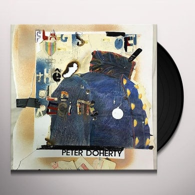 Peter Doherty FLAGS OF THE OLD REGIME Vinyl Record - UK Release