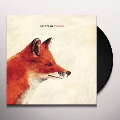 EMAROSA VERSUS Vinyl Record - Limited Edition