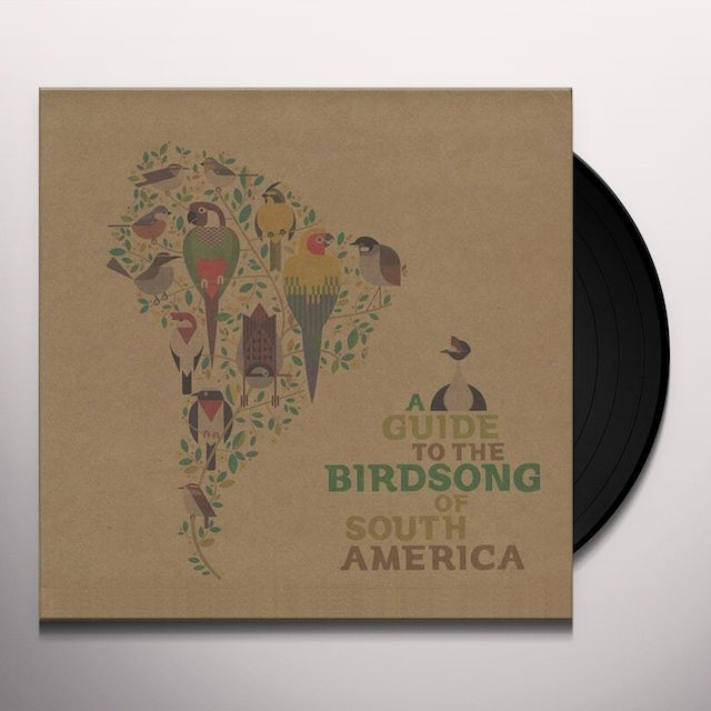 GUIDE TO THE BIRDSONG OF SOUTH AMERICA / VARIOUS