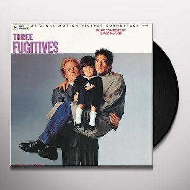 THREE FUGITIVES / O.S.T. Vinyl Record