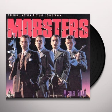 MOBSTERS / O.S.T. Vinyl Record