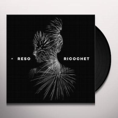 RICOCHET Vinyl Record - Canada Release