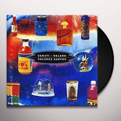 Gustavo Cerati COLORES SANTOS Vinyl Record