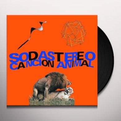 Soda Stereo CANCION ANIMAL Vinyl Record