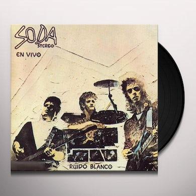 Soda Stereo RUIDO BLANCO Vinyl Record