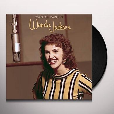 Wanda Jackson CAPITOL RARITIES (EP) Vinyl Record