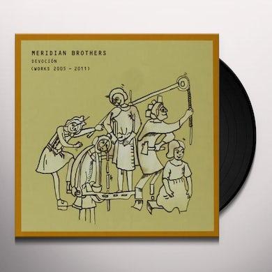 Meridian Brothers DEVOCION (WORKS 2005-2011) Vinyl Record