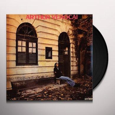 ARTHUR VEROCAI Vinyl Record - Limited Edition, Reissue