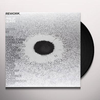 REWORK - PHILIP GLASS REMIXED Vinyl Record