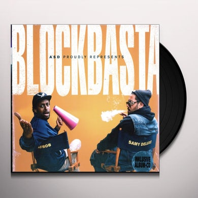 ASD BLOCKBASTA (GER) Vinyl Record
