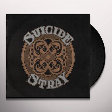Stray SUICIDE Vinyl Record - Italy Release