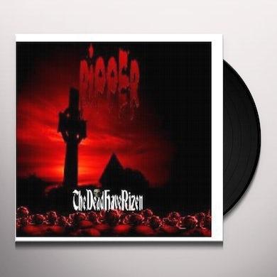Ripper DEAD HAVE RIZEN Vinyl Record - Italy Release