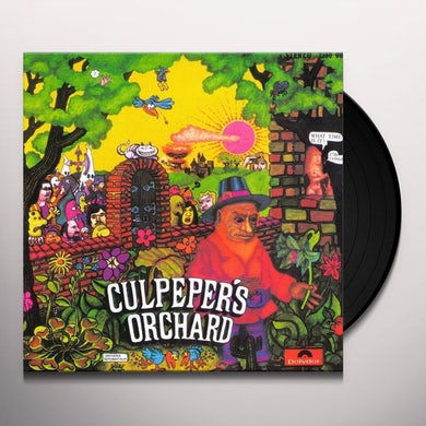 Culpeper'S Orchard Vinyl Record - Italy Release