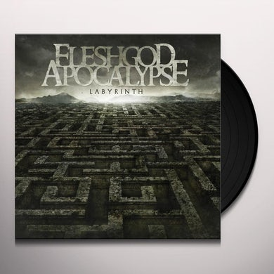 Fleshgod Apocalypse LABYRINTH Vinyl Record - Italy Release
