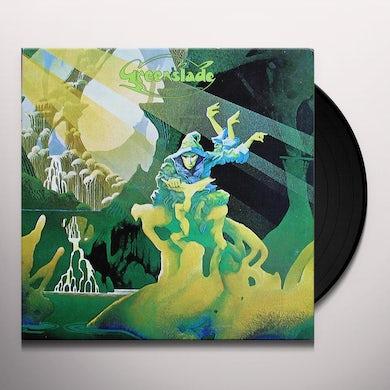GREENSLADE Vinyl Record - Italy Release