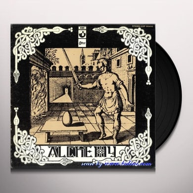 Third Ear Band ALCHEMY Vinyl Record - Italy Release