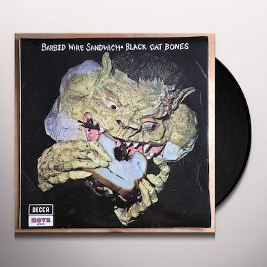 BLACK CAT BONES BARBED WIRE SANDWICH Vinyl Record