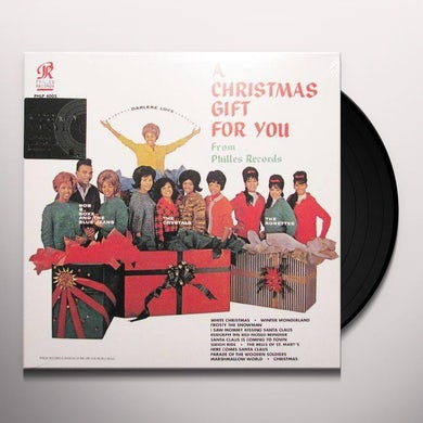 CHRISTMAS GIFT FOR YOU FROM PHIL SPECTOR Vinyl Record