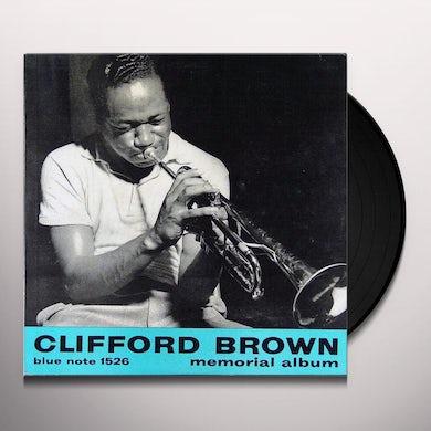 Clifford Brown MEMORIAL ALBUM Vinyl Record
