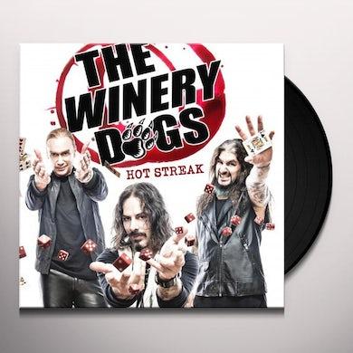 Winery Dogs HOT STREAK Vinyl Record - UK Release
