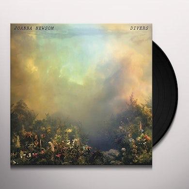 Joanna Newsom DIVERS Vinyl Record