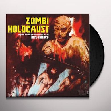 Nico Fidenco ZOMBI HOLOCAUST Vinyl Record