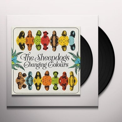 The Sheepdogs DOWNTOWN 7 Vinyl Record
