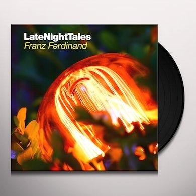LATE NIGHT TALES: FRANZ FERDINAND Vinyl Record