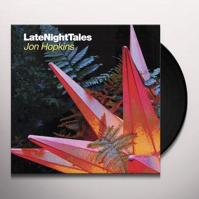 LATE NIGHT TALES: JON HOPKINS Vinyl Record