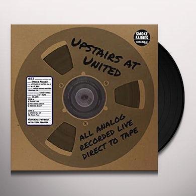 Smoke Fairies UPSTAIRS AT UNITED 6 (EP) Vinyl Record