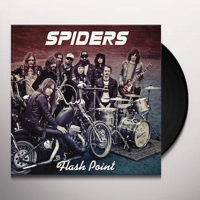 Spiders FLASH POINT Vinyl Record