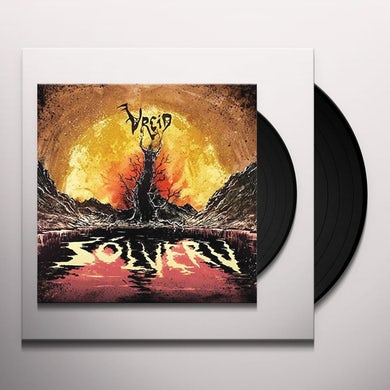 Vreid SOLVERV Vinyl Record - UK Release