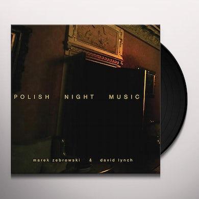 David Lynch POLISH NIGHT MUSIC Vinyl Record - UK Release