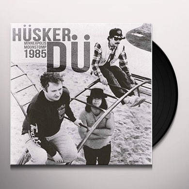 Hüsker Dü MINNEAPOLIS MOONSTOMP: 1985 MINNESOTA Vinyl Record