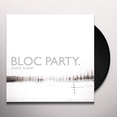Bloc Party SILENT ALARM Vinyl Record - UK Release